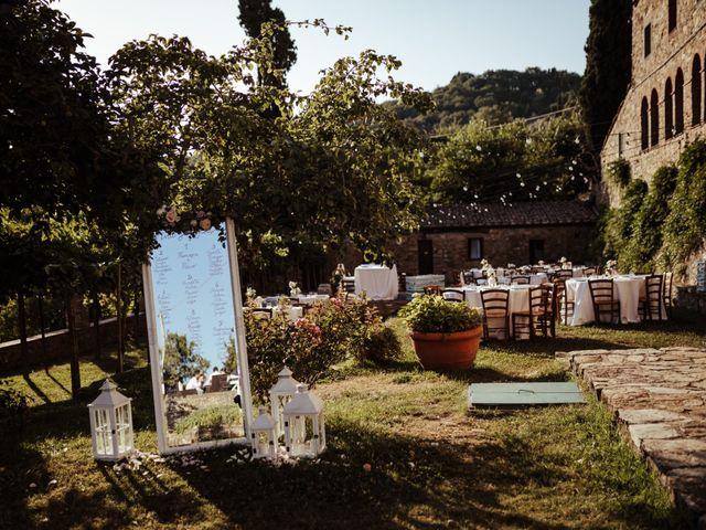 Il matrimonio di Marco e Francesca a Arezzo, Arezzo 100
