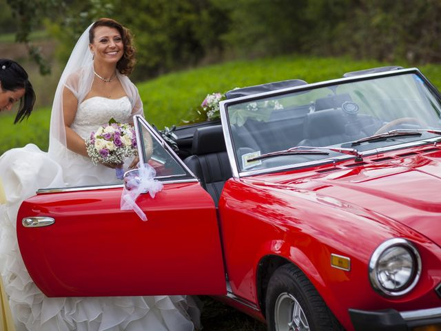 Il matrimonio di Antonio e Nadia a Liberi, Caserta 21