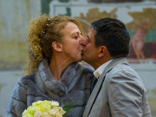 Le nozze di Marilena e Valter
