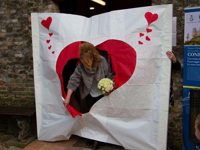 Il matrimonio di Valter e Marilena a Conegliano, Treviso 25