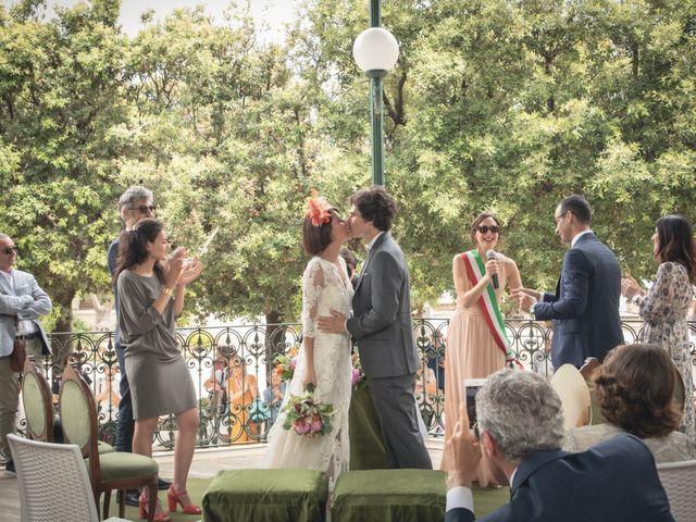 Il matrimonio di Nicola e Antonella a Trani, Bari 8