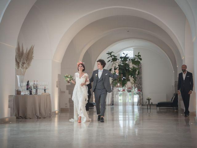 Il matrimonio di Nicola e Antonella a Trani, Bari 18