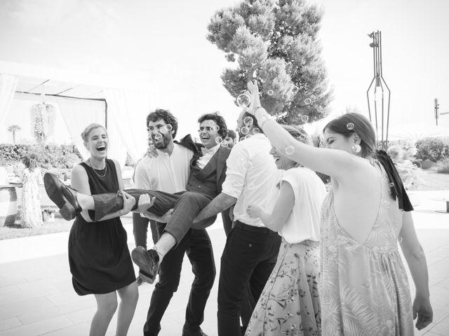 Il matrimonio di Nicola e Antonella a Trani, Bari 20