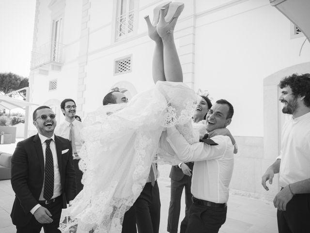 Il matrimonio di Nicola e Antonella a Trani, Bari 25