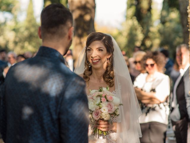 Il matrimonio di Francesco e Eleonora a Soriano nel Cimino, Viterbo 10