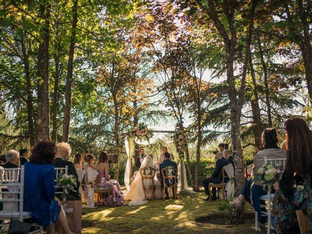 Il matrimonio di Francesco e Eleonora a Soriano nel Cimino, Viterbo 11