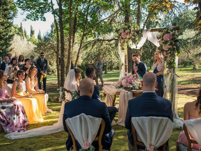 Il matrimonio di Francesco e Eleonora a Soriano nel Cimino, Viterbo 12
