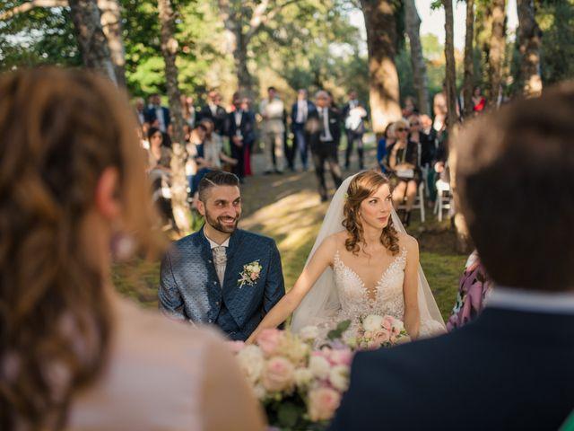 Il matrimonio di Francesco e Eleonora a Soriano nel Cimino, Viterbo 13