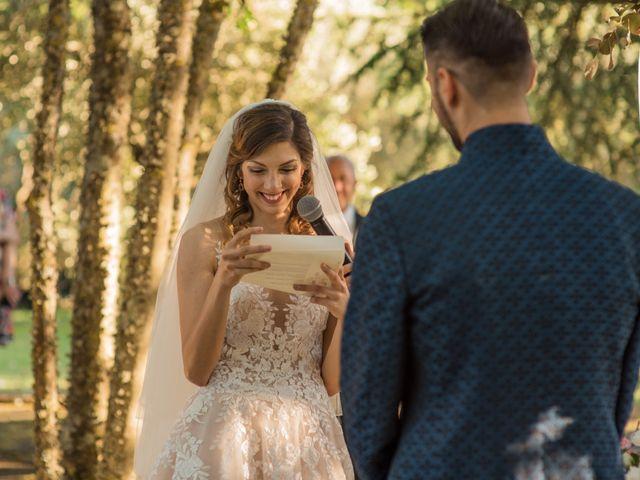 Il matrimonio di Francesco e Eleonora a Soriano nel Cimino, Viterbo 14