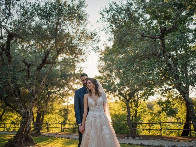 Il matrimonio di Francesco e Eleonora a Soriano nel Cimino, Viterbo 19