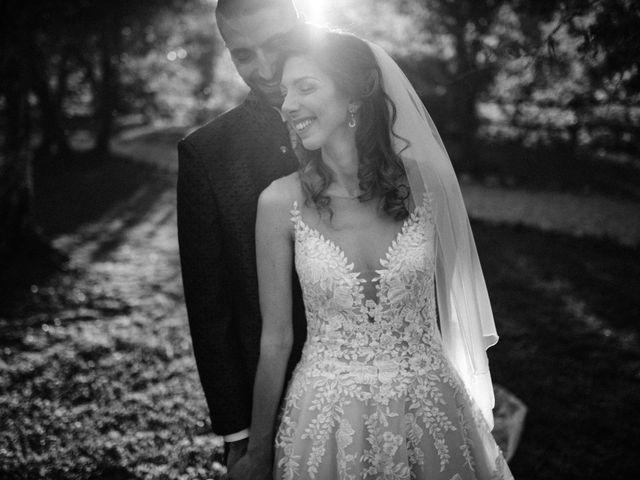 Il matrimonio di Francesco e Eleonora a Soriano nel Cimino, Viterbo 20