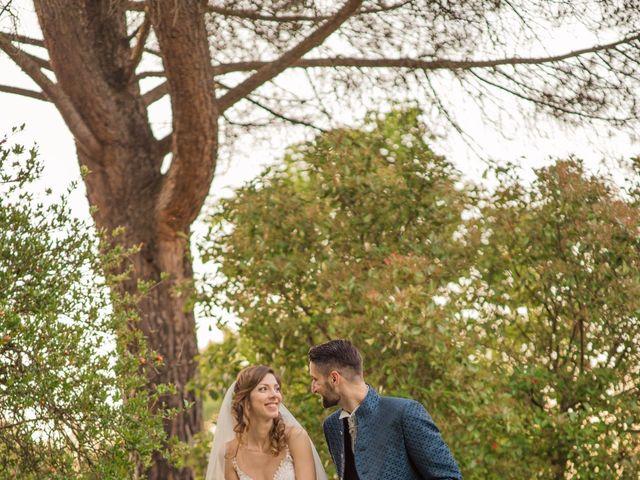 Il matrimonio di Francesco e Eleonora a Soriano nel Cimino, Viterbo 23