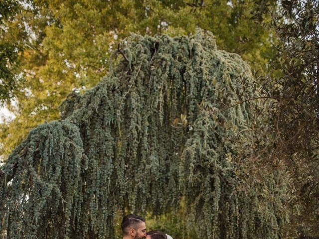Il matrimonio di Francesco e Eleonora a Soriano nel Cimino, Viterbo 25
