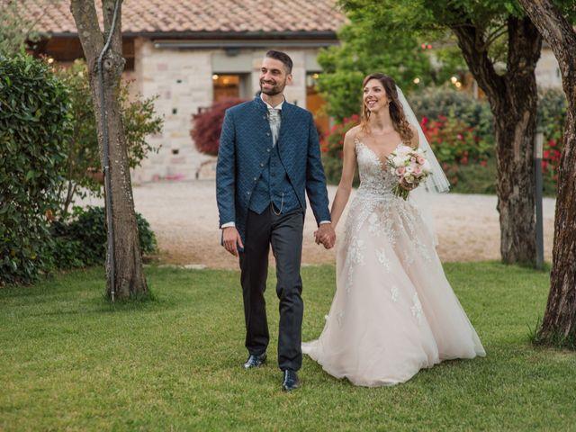 Il matrimonio di Francesco e Eleonora a Soriano nel Cimino, Viterbo 27