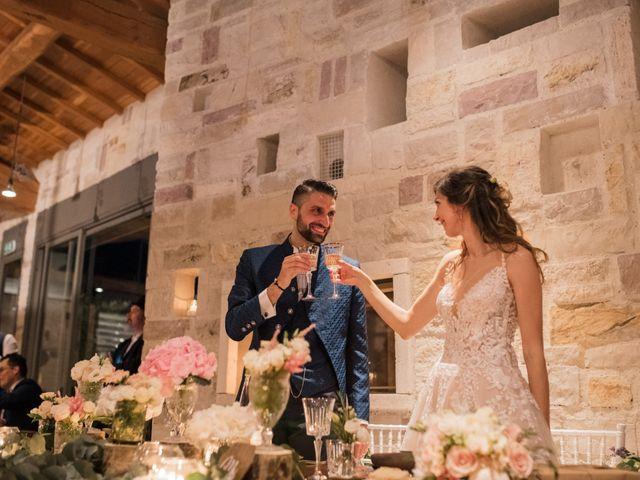 Il matrimonio di Francesco e Eleonora a Soriano nel Cimino, Viterbo 32