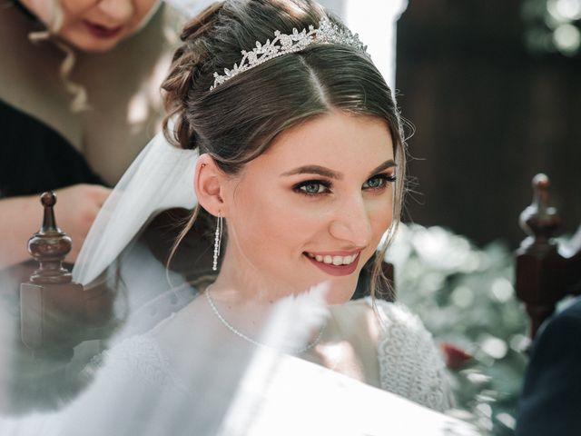 Il matrimonio di Alex  e Andreea Melania a Arezzo, Arezzo 4