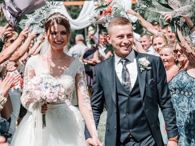 Il matrimonio di Alex  e Andreea Melania a Arezzo, Arezzo 7