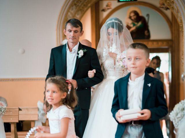 Il matrimonio di Alex  e Andreea Melania a Arezzo, Arezzo 9