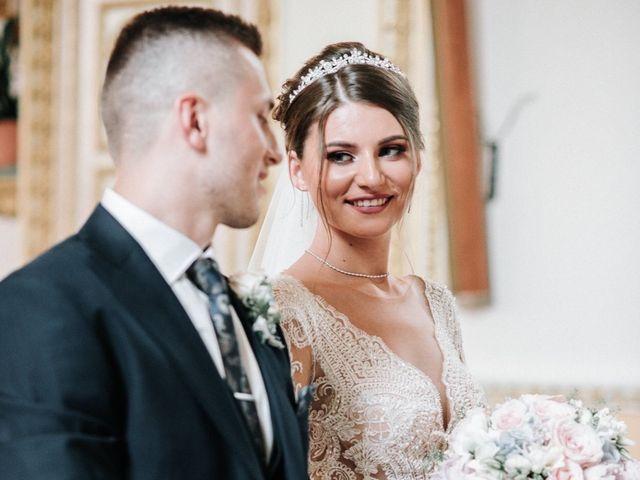 Il matrimonio di Alex  e Andreea Melania a Arezzo, Arezzo 10
