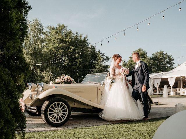Il matrimonio di Alex  e Andreea Melania a Arezzo, Arezzo 2