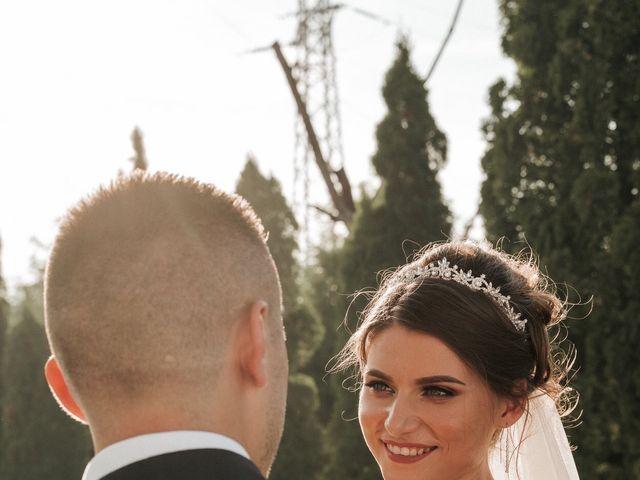 Il matrimonio di Alex  e Andreea Melania a Arezzo, Arezzo 11