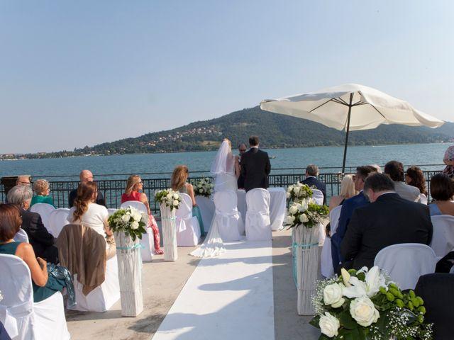 Il matrimonio di Giorgio e Giada a Sarnico, Bergamo 5