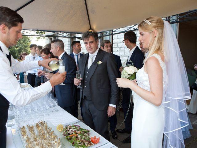 Il matrimonio di Giorgio e Giada a Sarnico, Bergamo 7