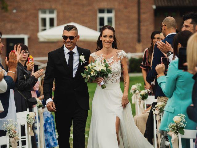 Il matrimonio di Federico e Noemi a Biella, Biella 25