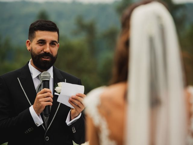 Il matrimonio di Federico e Noemi a Biella, Biella 27