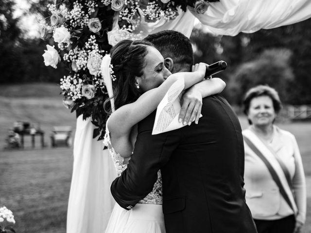 Il matrimonio di Federico e Noemi a Biella, Biella 29
