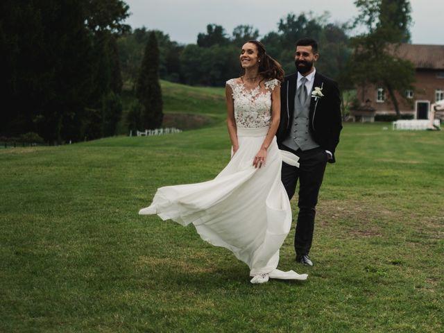 Il matrimonio di Federico e Noemi a Biella, Biella 34