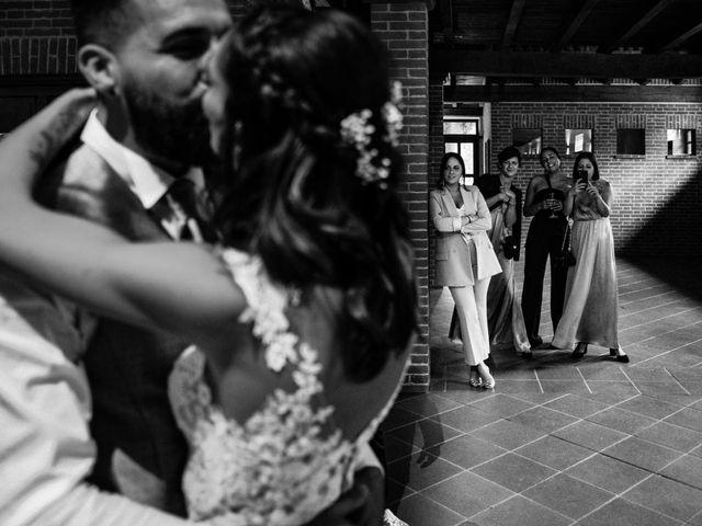 Il matrimonio di Federico e Noemi a Biella, Biella 38