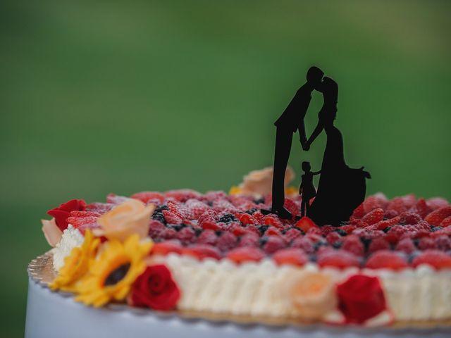 Il matrimonio di Federico e Noemi a Biella, Biella 44