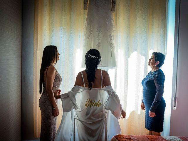Il matrimonio di Simone e Yadira a Monvalle, Varese 15