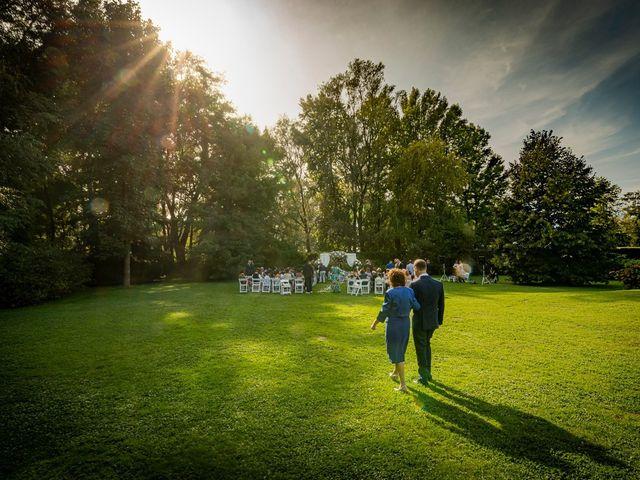 Il matrimonio di Simone e Yadira a Monvalle, Varese 21