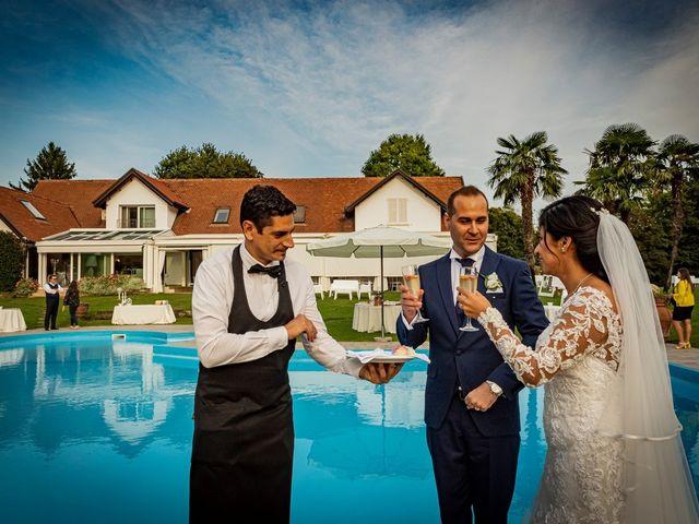 Il matrimonio di Simone e Yadira a Monvalle, Varese 33