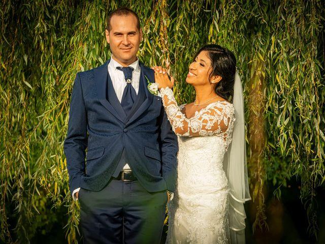 Il matrimonio di Simone e Yadira a Monvalle, Varese 44