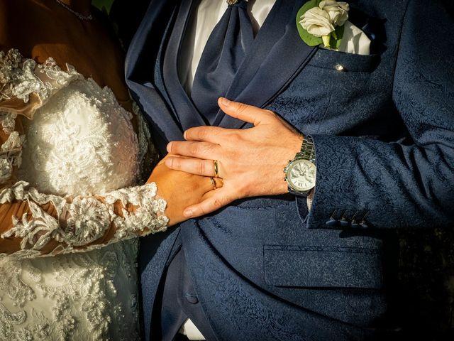 Il matrimonio di Simone e Yadira a Monvalle, Varese 45
