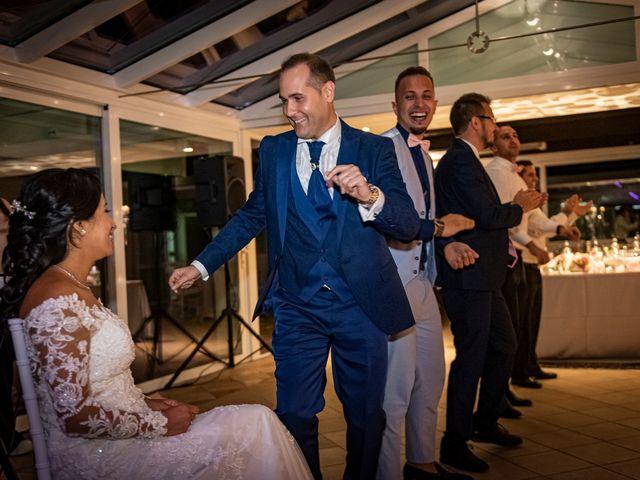Il matrimonio di Simone e Yadira a Monvalle, Varese 62