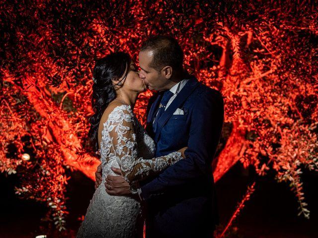 Il matrimonio di Simone e Yadira a Monvalle, Varese 65