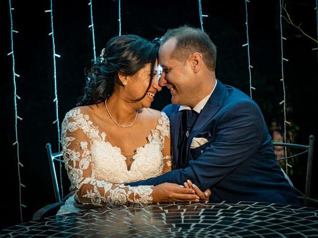 Il matrimonio di Simone e Yadira a Monvalle, Varese 68