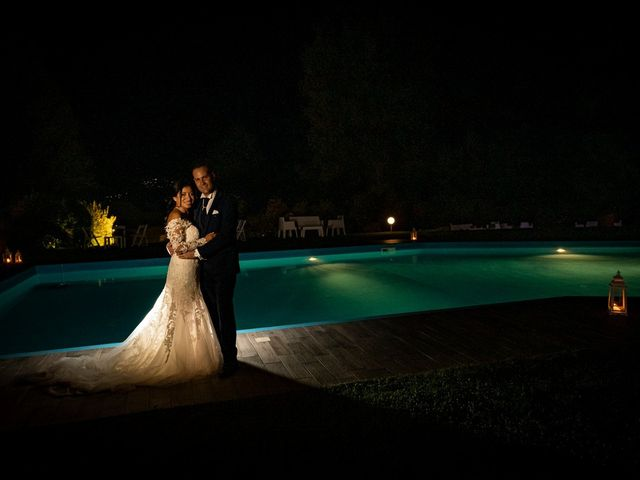 Il matrimonio di Simone e Yadira a Monvalle, Varese 69