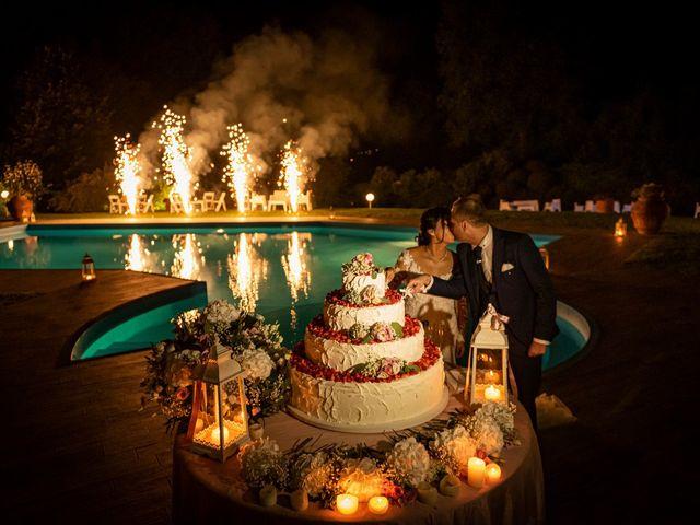 Il matrimonio di Simone e Yadira a Monvalle, Varese 71