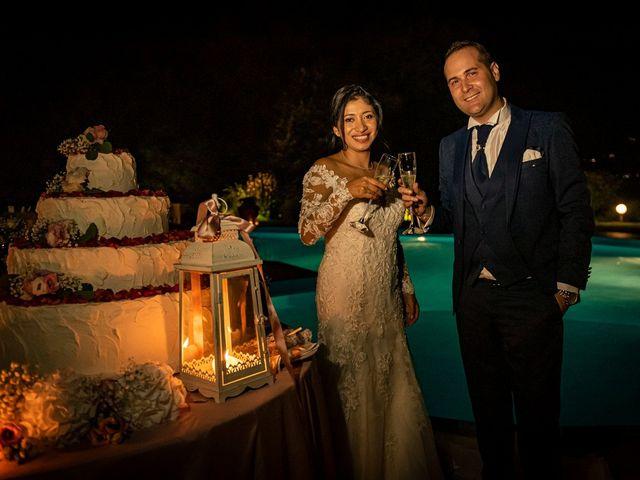 Il matrimonio di Simone e Yadira a Monvalle, Varese 73