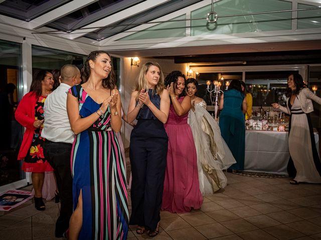 Il matrimonio di Simone e Yadira a Monvalle, Varese 74
