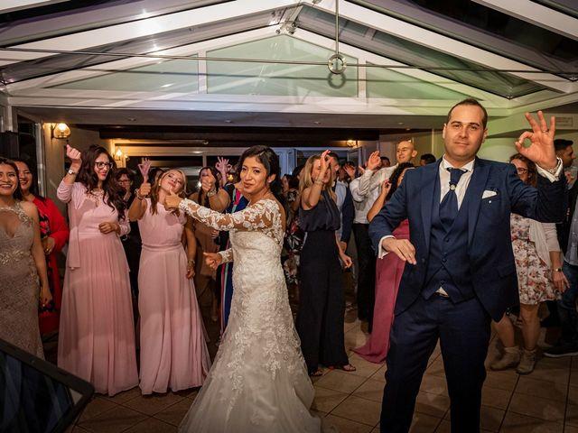 Il matrimonio di Simone e Yadira a Monvalle, Varese 77