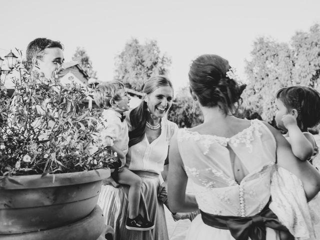 Il matrimonio di Simone e Lara a Roma, Roma 83