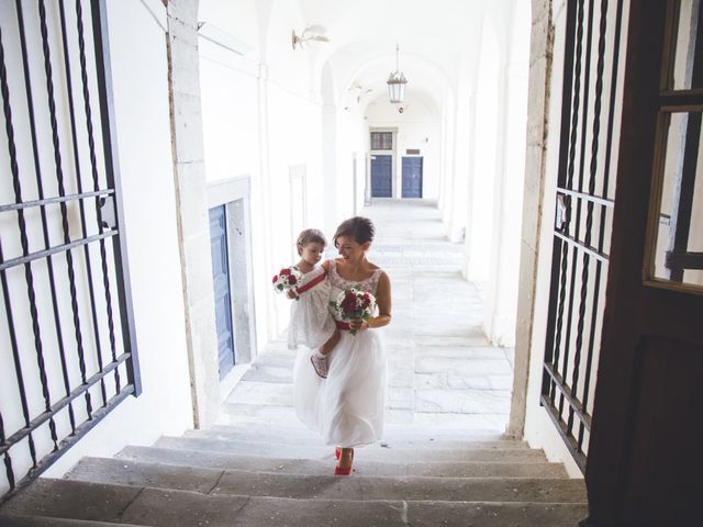 Il matrimonio di Simone e Lara a Roma, Roma 38