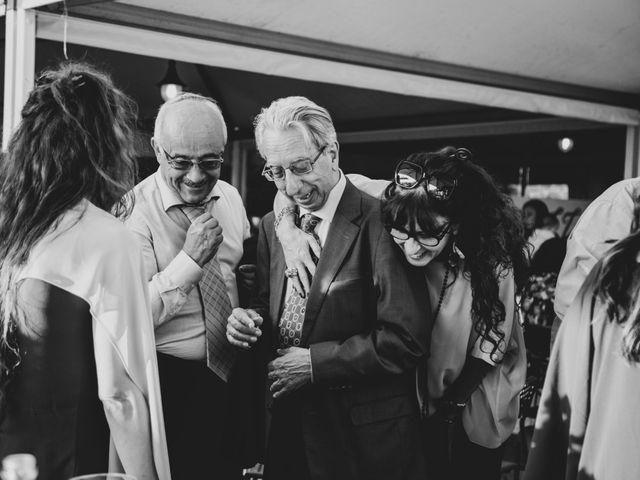Il matrimonio di Simone e Lara a Roma, Roma 82