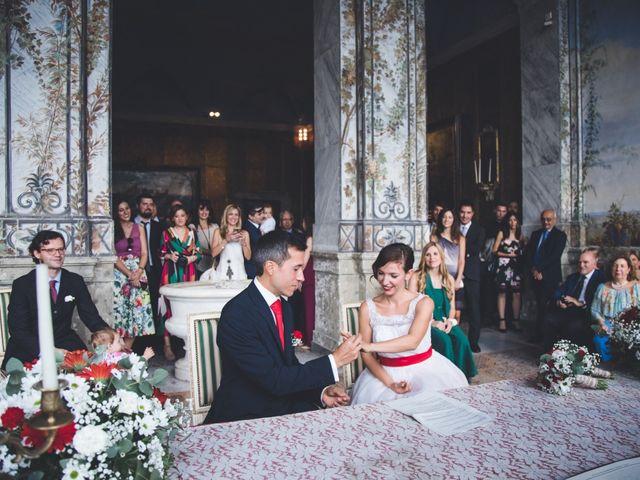 Il matrimonio di Simone e Lara a Roma, Roma 44